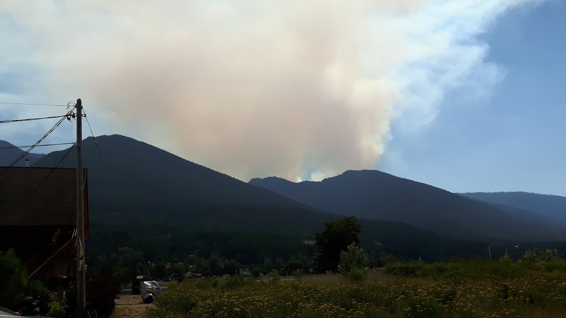 Harrup Fire
