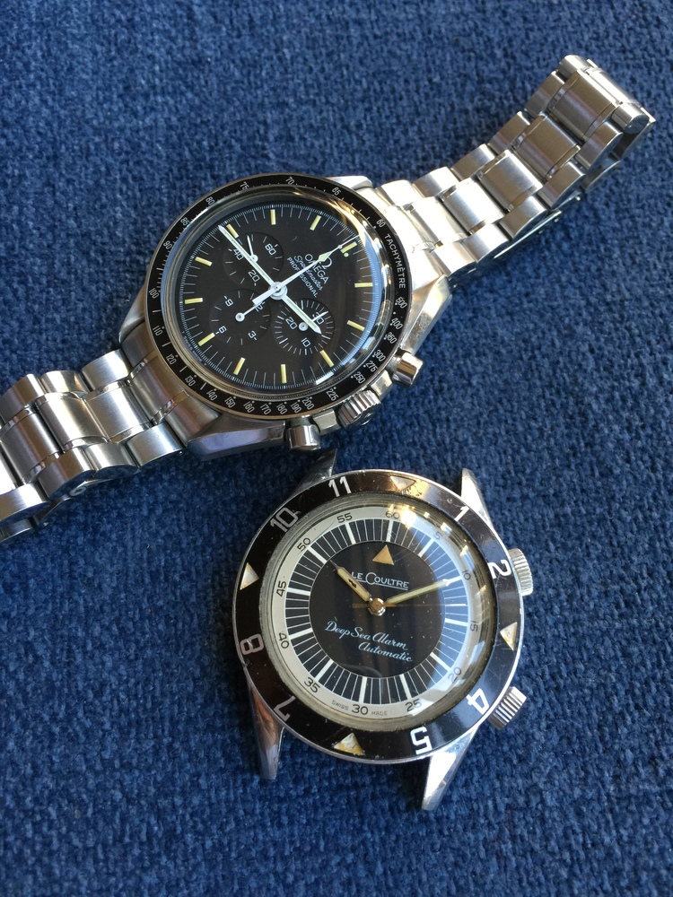 LeCoultre & Seamaster